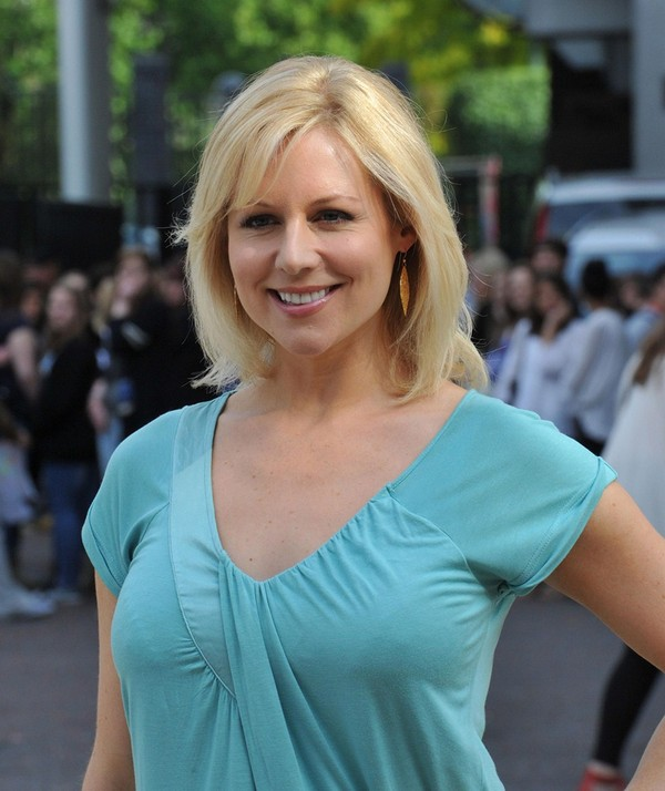 Abi Titmus at ITV London Studios - July 15, 2011