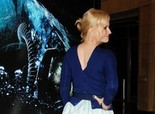 Alice Evans at Sanctum World Premiere in NYC