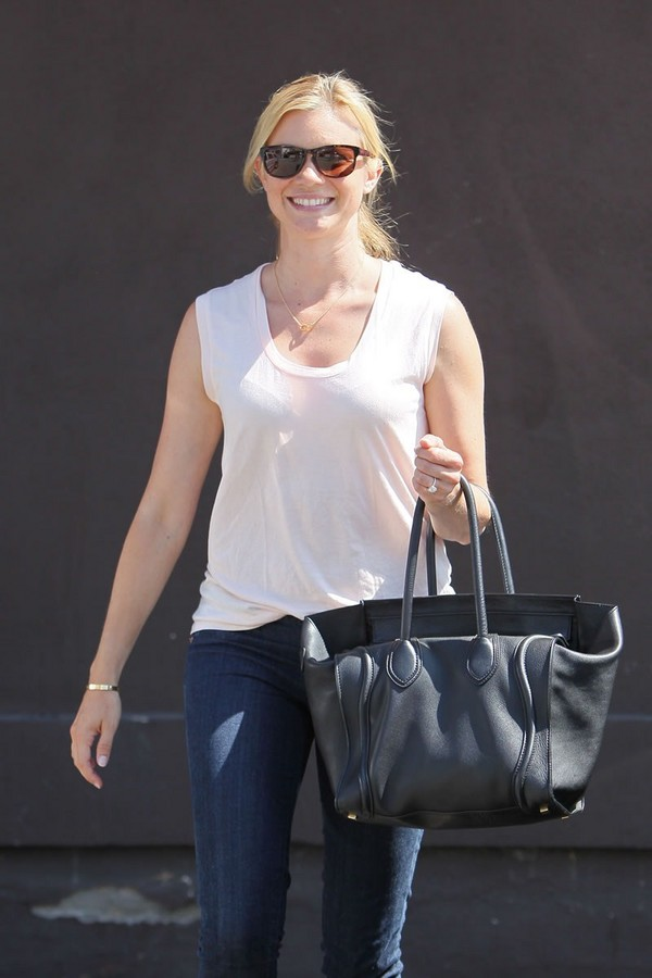 Amy Smart out in West Hollywood - June 23, 2011