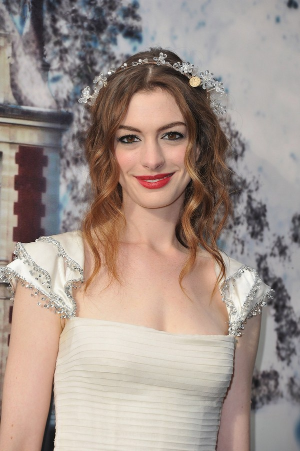 Anne Hathaway at the 'White Fairy Tale Love Ball' - July 05, 2011