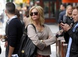 Ashley Benson Outside Her Hotel in NY - 7th May, 2012