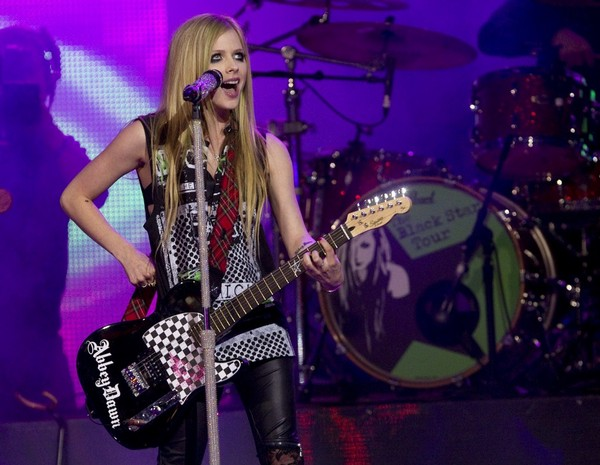 Avril Lavigne at 22nd Annual MuchMusic Video Awards