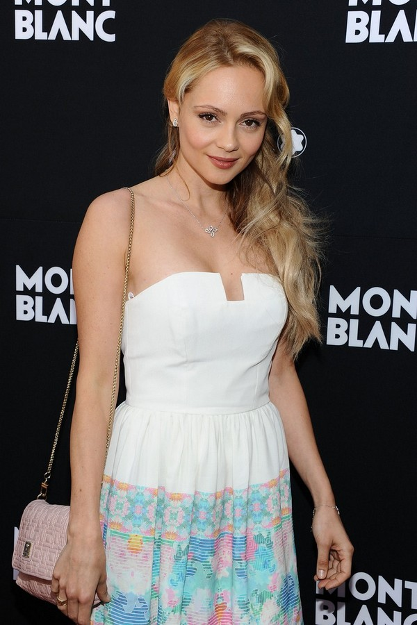 Beatrice Rosen at Montblanc Jewellery Brunch Celebration - 25th February, 2012