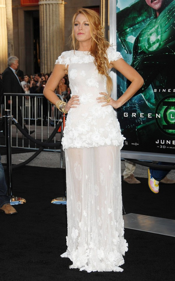 Blake Lively at 'Green Lantern' Premiere in LA