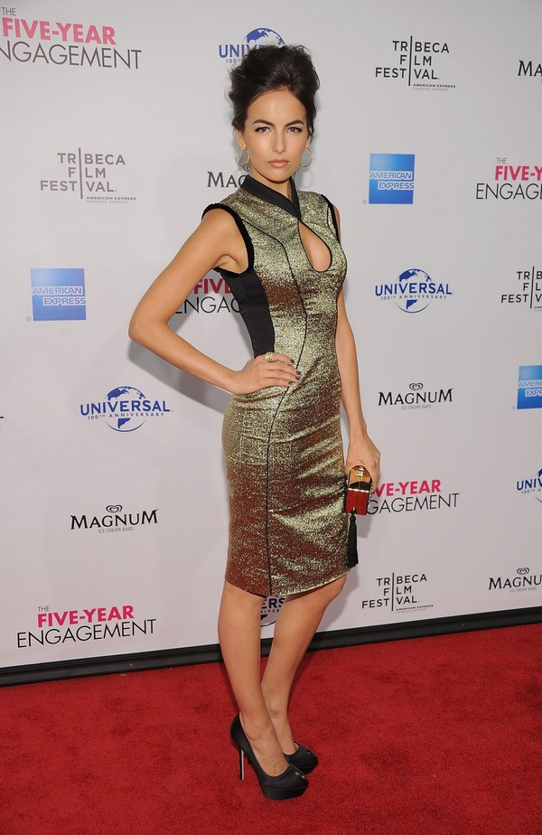 Camilla Belle - The Five Year Engagement premiere in New York - 18th April, 2012