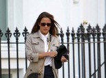 Caroline Flack - Primrose Hill - 28th March, 2012