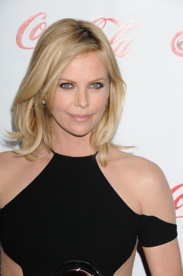 Charlize Theron - CinemaCon 2012 Awards Ceremony