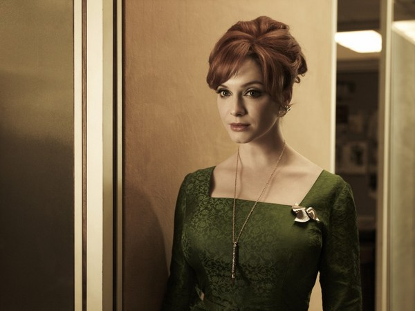 Christina Hendricks - 'Mad Men' Season 5 Promotional Shoot - 30th April, 2012