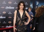 Cobie Smulders - The Avengers premiere in Hollywood - 11th April, 2012