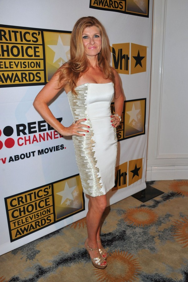 Connie Britton at Critics Choice Television Awards in Beverly Hills