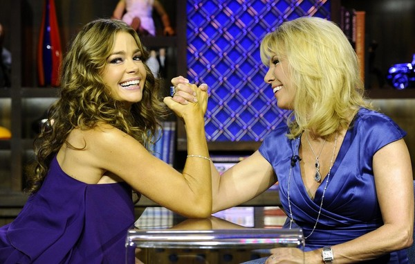 Denise Richards - Watch What Happens Live TV Show - NYC - July 28, 2011