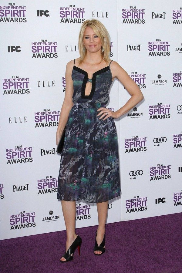 Elizabeth Banks - 2012 Film Independent Spirit Awards - 25th February, 2012