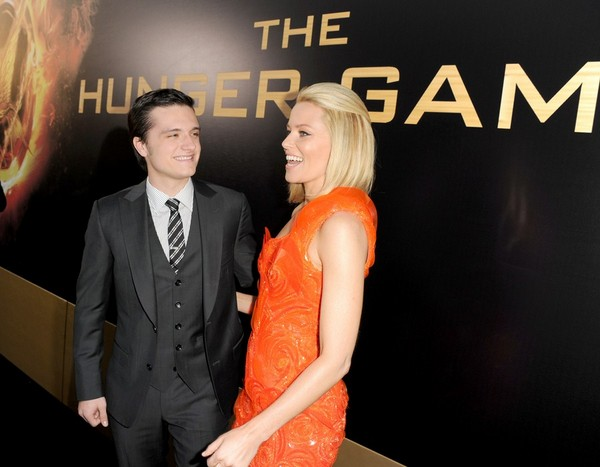 Elizabeth Banks - The Hunger Games premiere in Los Angeles - 12th March, 2012