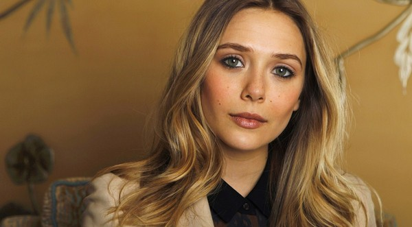 Elizabeth Olsen - Silent House portrait session in NY - 28th February, 2012