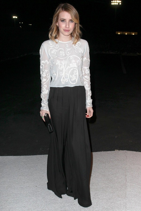 Emma Roberts - London Show Rooms Cocktail Party in West Hollywood - 12th March, 2012