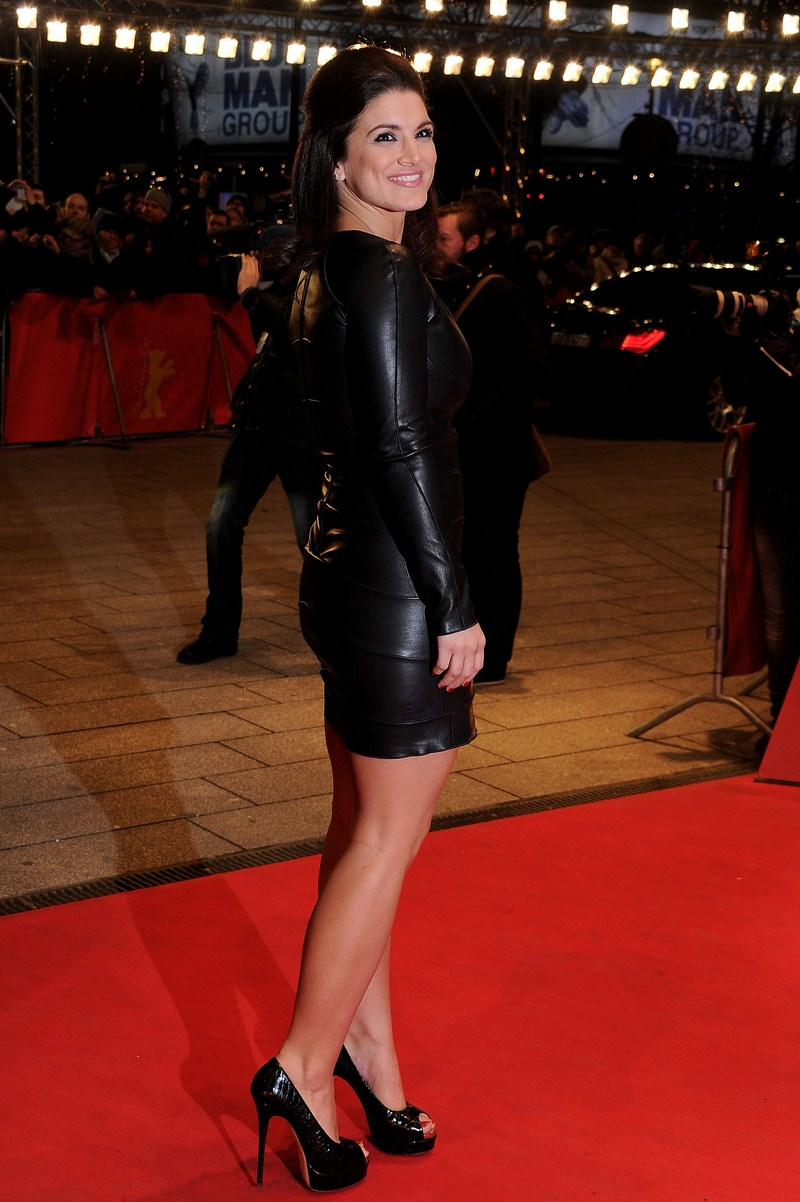 Fast And Furious 3 Full Movie >> Gina Carano - Haywire premiere in Berlin - 15th February, 2012 - Photos - Funrahi