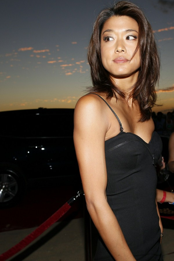 Grace Park at 'Hawaii Five-O' Series Premiere