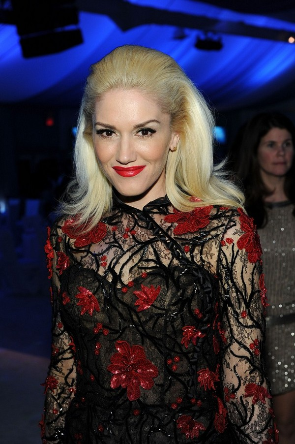 Gwen Stefani - Elton John Academy Awards Viewing Party in Beverly Hills - 26th February, 2012