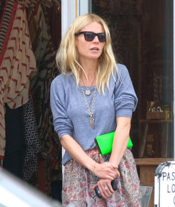 Gwyneth Paltrow - Out & About in Beverly Hills - 5th May, 2012