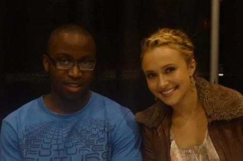 Hayden Panettiere at the Calgary Comic & Entertainment Expo in Calgary Day 2 - 29th April, 2012