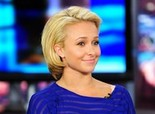 Hayden Panettiere On FOX1's 'Good Day LA' TV Show