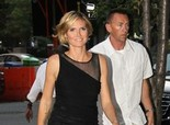 Heidi Klum after taping 'Project Runway' - July 05, 2011