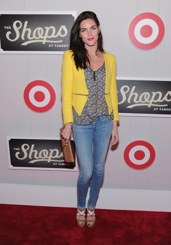 Hilary Rhoda - The Shops At Target Launch Party in NY - 1st May, 2012