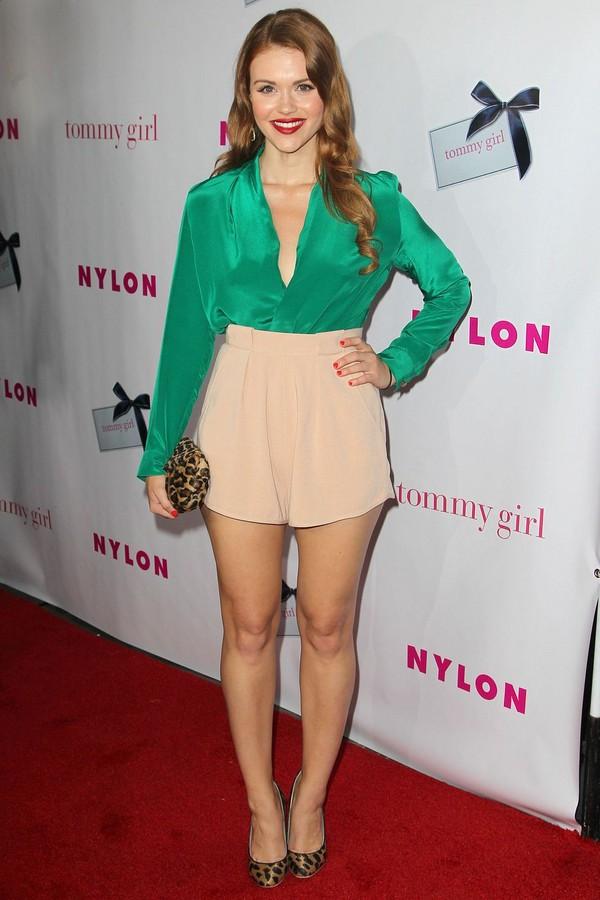 Holland Roden - NYLON Magazine Annual May Young Hollywood Issue - 9th May, 2012