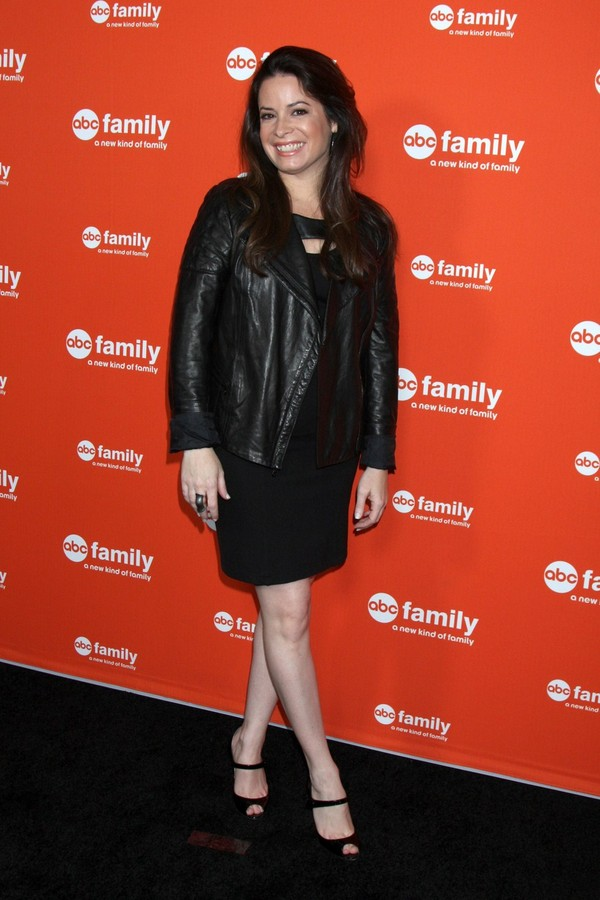 Holly Marie Combs - ABC Family West Coast Upfronts in Hollywood - 1st May, 2012