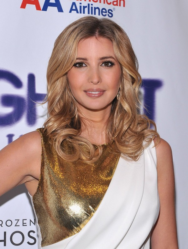 Ivanka Trump at Ghost, The Musical opening night on Broadway in New York - 23rd April, 2012