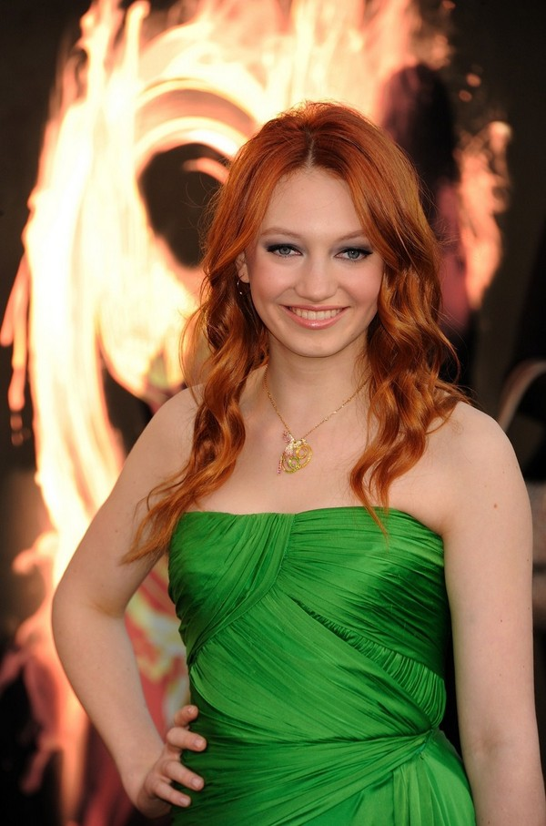 Jacqualine Emerson - The Hunger Games Premiere - 12th March, 2012