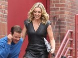 Jane Krakowski - On the Sets of 30 Rock in New York - 9th March, 2012