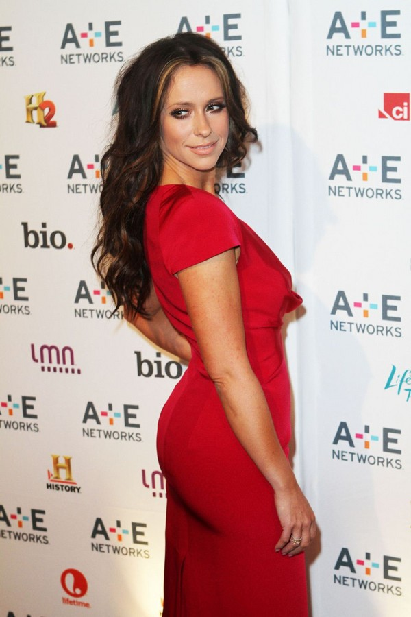 Jennifer Love Hewitt - A&E Networks 2012 Upfront in New York - 9th May, 2012
