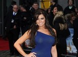 Jessica Wright - 'The Dictator' Premiere in London - 10th May, 2012