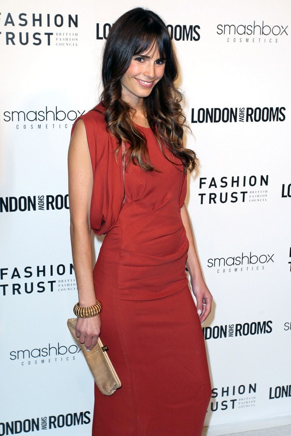 Jordana Brewster at LONDON Show ROOMS LA Opening - 12th March, 2012