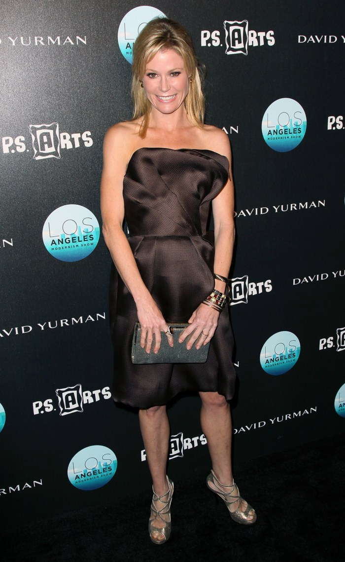 Julie Bowen - P.S. Arts and David Yurman Evening of Modernism - 4th May, 2012
