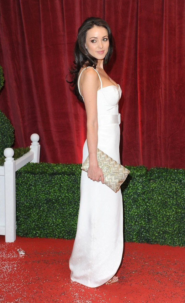 Karen Hassan - British Soap Awards 2012 - 28th April 2012