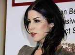 Kat Von D - Promoting 'New American Beauty' - Hollywood - 4th Feb, 2012