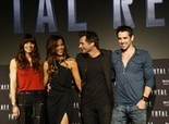 Kate Beckinsale & Jessica Biel - Total Recall Photo Call in Cancun - 17th April, 2012