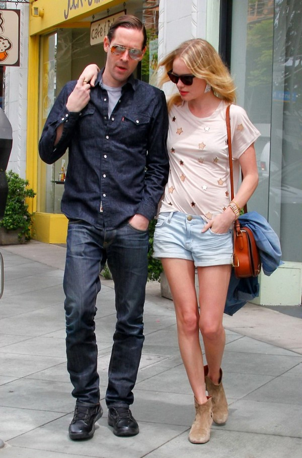 Kate Bosworth - Jack n Jills cafe, LA - 24th April, 2012