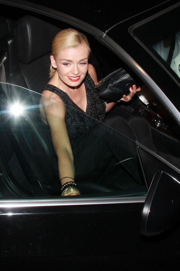 Katherine Jenkins at Katsuya in Hollywood - 13th March, 2012