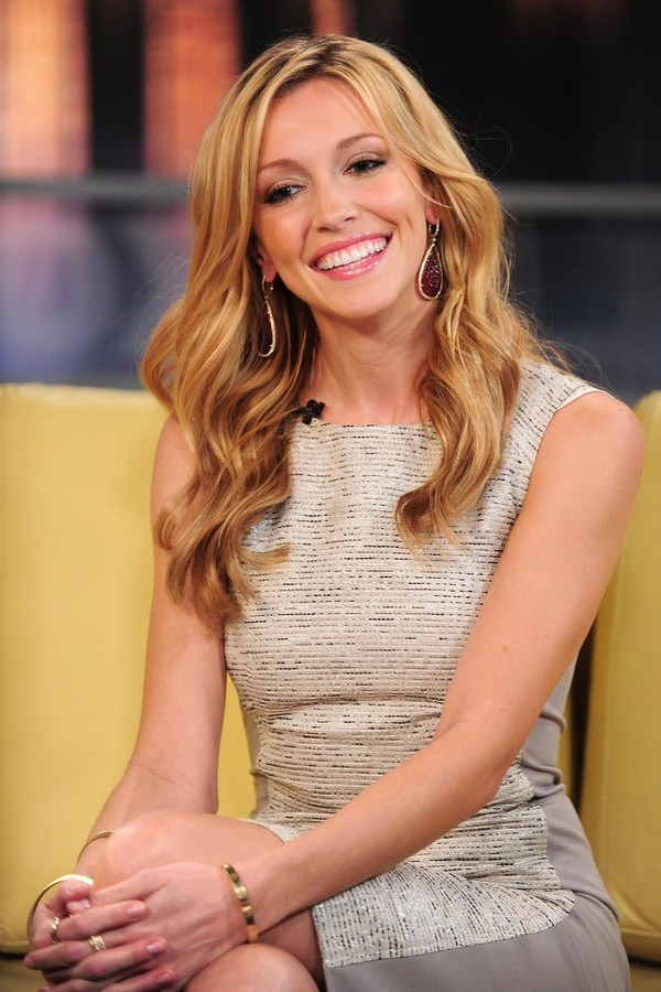 Katie Cassidy Interview at Good Day New York - NYC - June 29, 2011