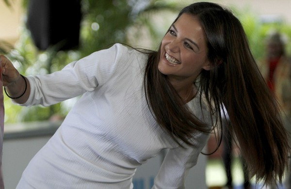 Katie Holmes While Promoting 'Jack and Jill' in Cancun - July 10, 2011