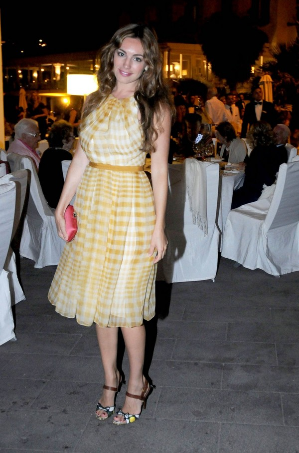 Kelly Brook at Ischia Global Film Festival - July 16, 2011