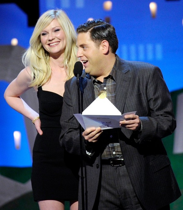 Kirsten Dunst - 2012 Film Independent Spirit Awards - 25th February, 2012