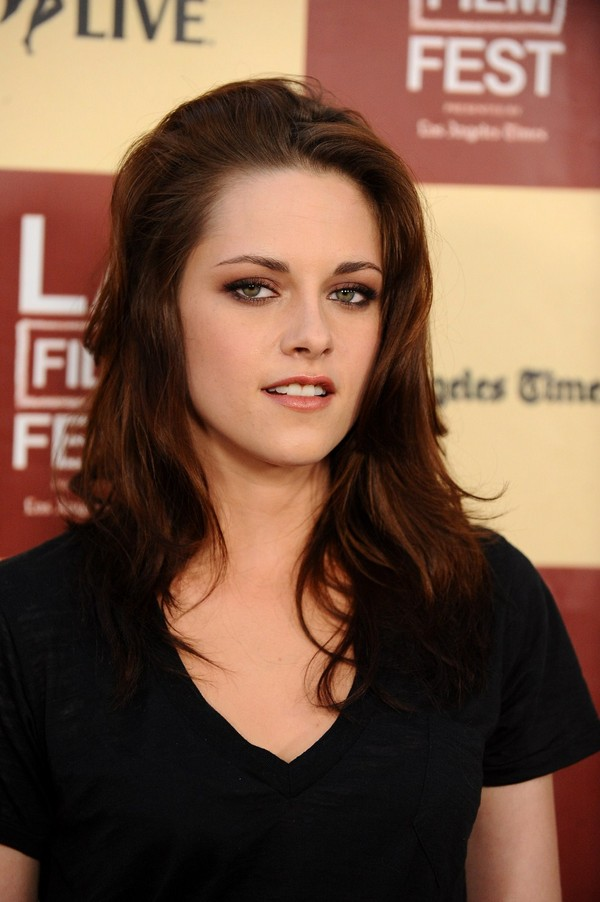 Kristen Stewart at 'A Better Life' Premiere in LA