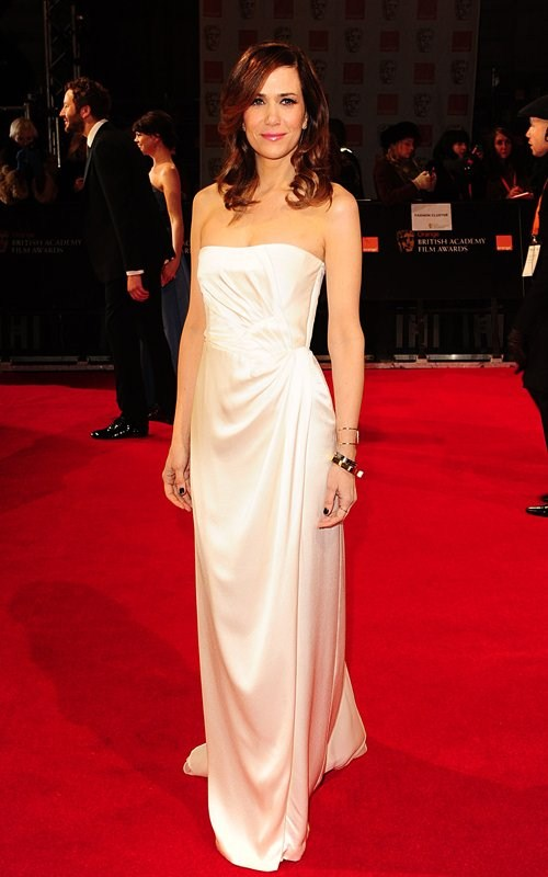 Kristen Wiig - Bafta Awards - 12th February, 2012