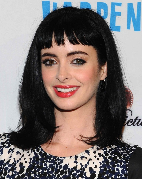 Krysten Ritter - Life Happens premiere in Los Angeles - 2nd April, 2012