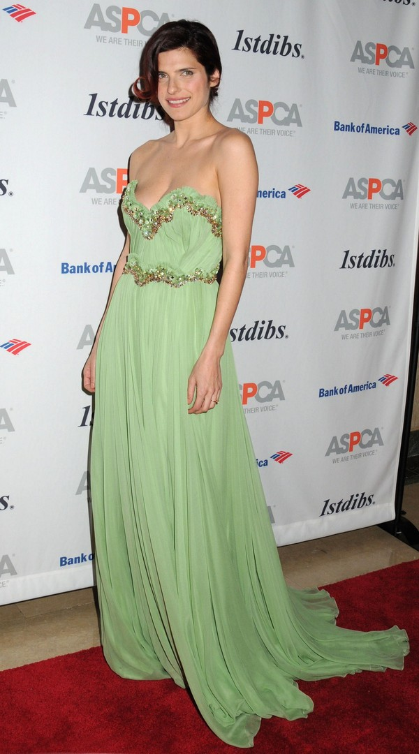 Lake Bell - 15th Annual ASPCA Bergh Ball in New York - 12th April, 2012