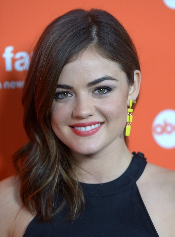 Lucy Hale - ABC Family West Coast Upfronts in Hollywood - 1st May, 2012